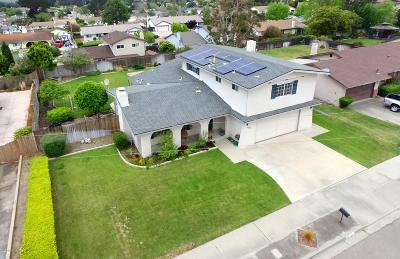 Santa Maria Single Family Home Active Under Contract: 4655 Lydia Lane