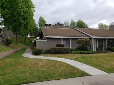 Single Family Home For Sale: 1152 Hilltop Road #B