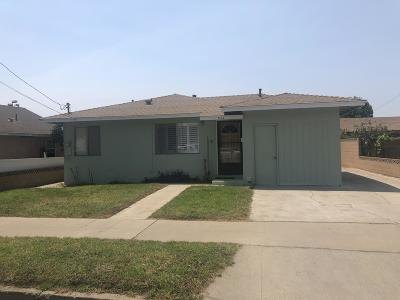 Santa Maria Multi Family Home For Sale: 115 N Benwiley Avenue #B