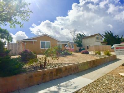 Single Family Home For Sale: 4594 Martin Avenue