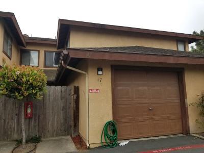 Lompoc Single Family Home For Sale: 47 Village Drive