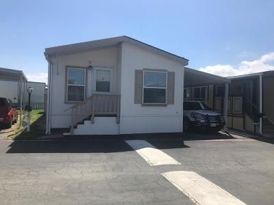 Lompoc Single Family Home For Sale: 610 E Pine Street #63