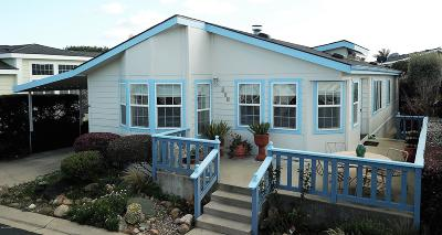 Arroyo Grande Single Family Home For Sale: 765 Mesa View Drive #234