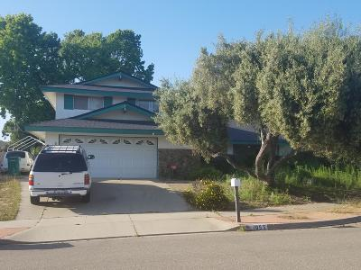 Single Family Home Active Under Contract: 1055 Cinnabar Court
