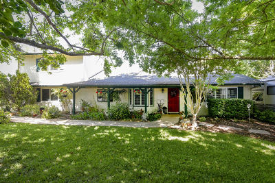 Los Olivos Single Family Home For Sale: 2856 Santa Barbara Avenue