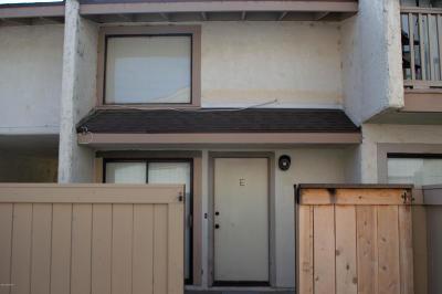 Lompoc Single Family Home For Sale: 1217 W Cypress Avenue #E