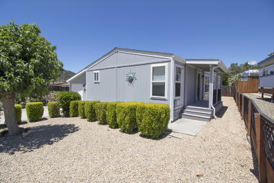 San Luis Obispo County Single Family Home For Sale: 2985 Water View Drive