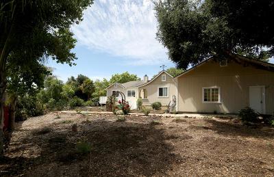Santa Ynez Single Family Home For Sale: 3118 Highway 246