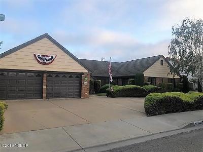 Santa Maria Single Family Home For Sale: 1442 Marilyn Way