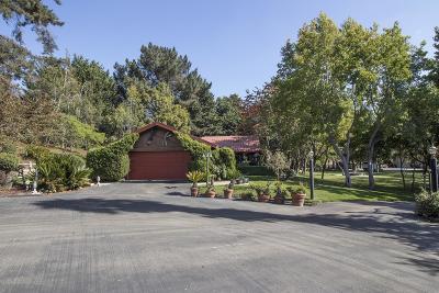 Santa Maria Single Family Home For Sale: 1006 E Clark Avenue