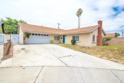Santa Maria Single Family Home For Sale: 1331 Kensington Way