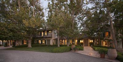Buellton, Los Alamos, Los Olivos, Santa Ynez Single Family Home For Sale: 3981 Roblar Avenue