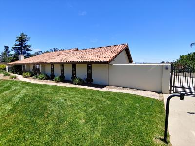 Santa Maria Single Family Home For Sale: 2356 Glacier Lane