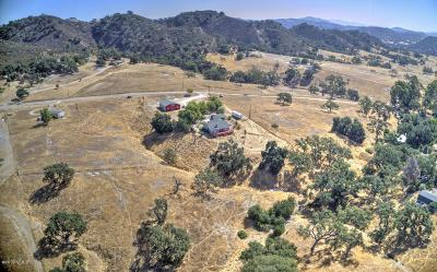 San Luis Obispo County Single Family Home For Sale: 11292 Bobcat