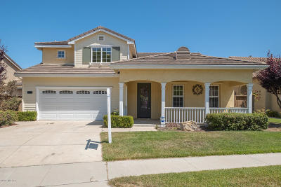 Santa Maria Single Family Home For Sale: 635 Annie Way