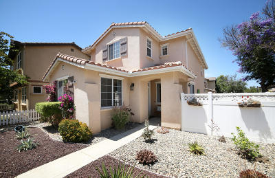 Santa Maria Single Family Home For Sale: 2249 Nightshade Lane
