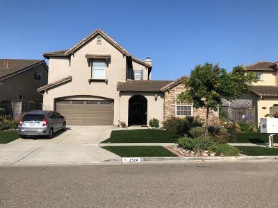 Santa Maria Single Family Home For Sale: 2524 Bowles Lane