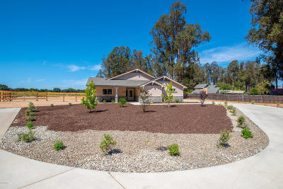 San Luis Obispo County Single Family Home For Sale: 636 Sandydale Drive