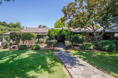 Santa Maria Single Family Home For Sale: 2223 Crystal Drive