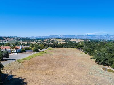 Ballard, Buellton, Los Alamos, Los Olivos, Santa Ynez, Solvang Residential Lots & Land For Sale: 2204 B Hill Haven Road