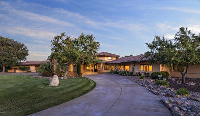 Santa Ynez Single Family Home For Sale: 1920 Westerly Road