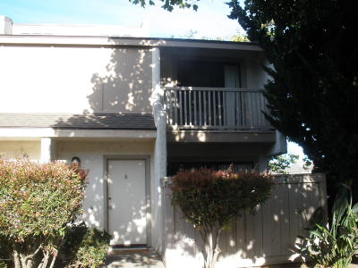 Lompoc Single Family Home For Sale: 1217 W Cypress Avenue #A