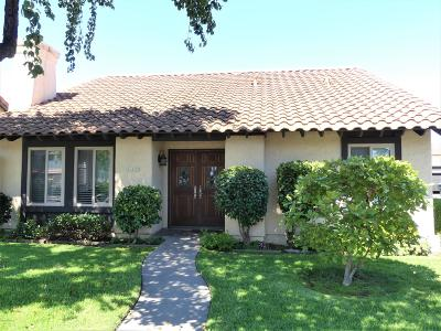 Lompoc Single Family Home For Sale: 119 N 3rd Street