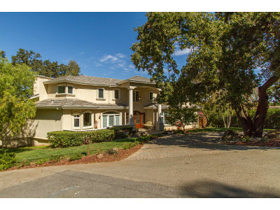 Los Gatos CA Single Family Home Sold: $1,795,000