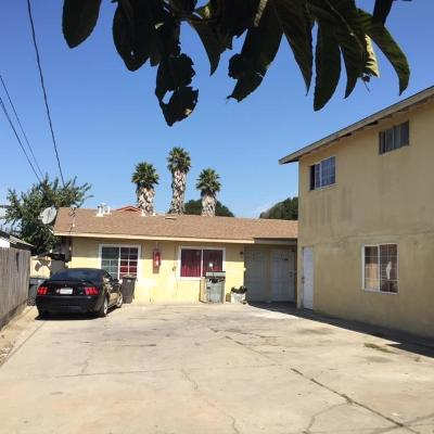 SALINAS Multi Family Home For Sale: 905 Rider Ave
