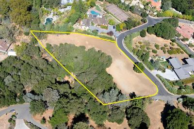 LOS GATOS Residential Lots & Land For Sale: 0 Tourney Loop