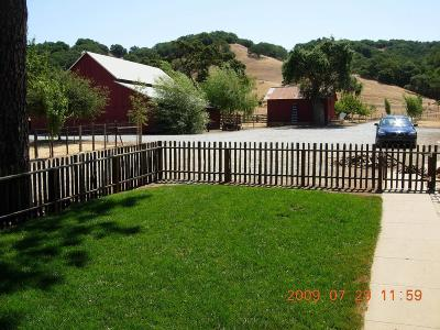 GILROY Single Family Home For Sale: 4520 Roop Rd