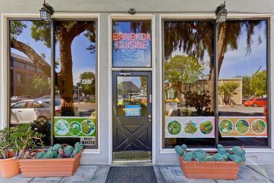 Palo Alto Business Opportunity For Sale: 407 Lytton Ave