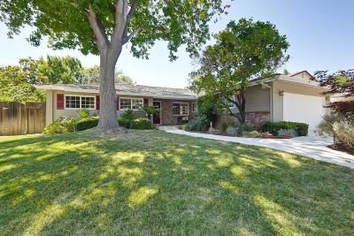 SUNNYVALE CA Single Family Home Sold: $1,810,000