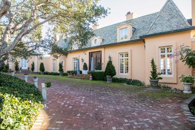 Monterey County Single Family Home For Sale: 3205 Ballantrae Ln