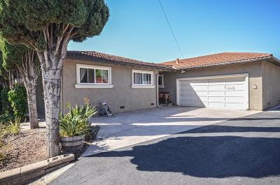 SAN JOSE CA Single Family Home Sold: $950,000