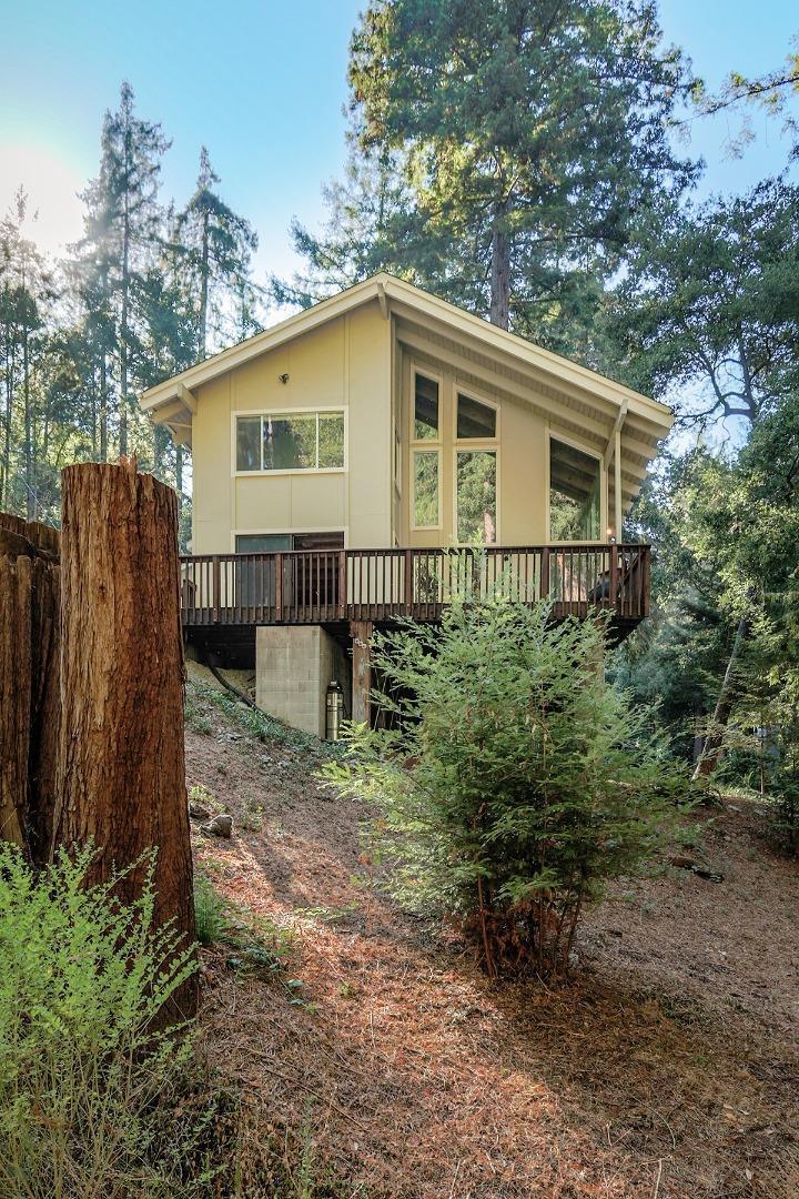 Foreclosure Home For Sale - 5575 Washington Way, Felton, CA 95018