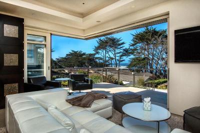 CARMEL CA Single Family Home For Sale: $6,950,000