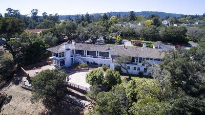 Santa Cruz Single Family Home For Sale: 23 Hollins Dr