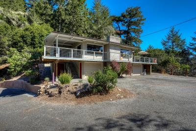 Pescadero Single Family Home For Sale: 4399 Pescadero Creek Rd