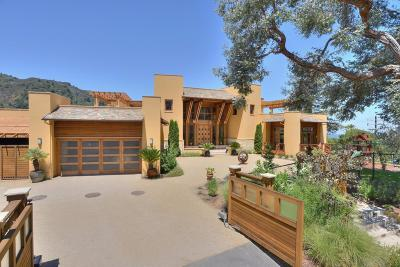 LOS GATOS CA Single Family Home For Sale: $8,995,000