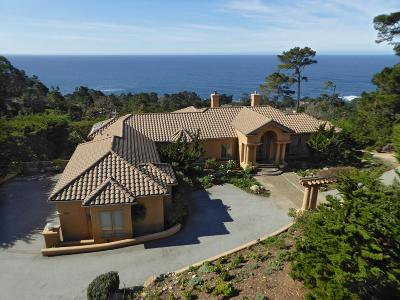 Carmel Highlands Single Family Home For Sale: 195 San Remo Rd