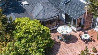 Carmel Single Family Home For Sale: 0 Junipero 2sw Of 8th Ave