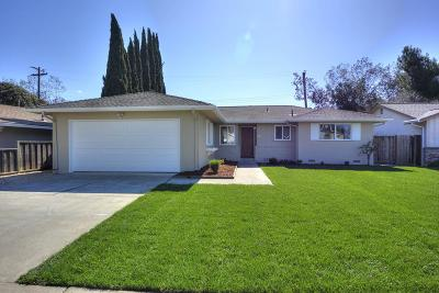 MILPITAS CA Single Family Home Sold: $750,000