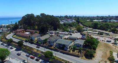 Santa Cruz County Multi Family Home For Sale: 102 W Cliff Dr