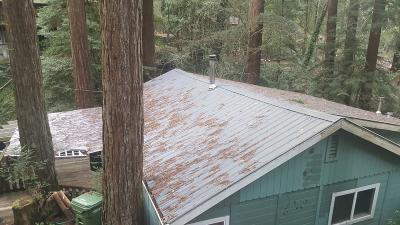 Santa Cruz County Single Family Home For Sale: 983 Brookside Dr