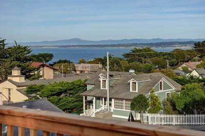 Pacific Grove Single Family Home For Sale: 215 11th St