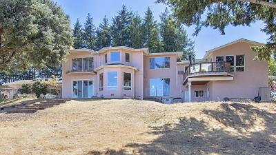 LOS GATOS Single Family Home For Sale: 30555 Loma Chiquita Rd