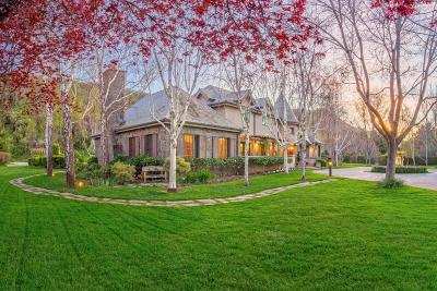 Carmel Valley Single Family Home For Sale: 8650 River Meadows Rd