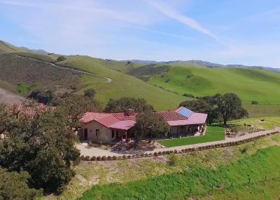 CARMEL VALLEY Single Family Home For Sale: 16205 Klondike Canyon Rd