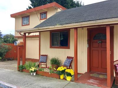 Santa Cruz Single Family Home For Sale: 2354 Felt St
